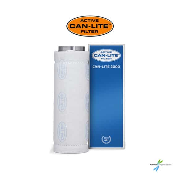 Active Can-Lite Carbon Filter 2000