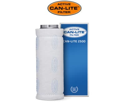 Active Can-Lite Carbon Filter 2500