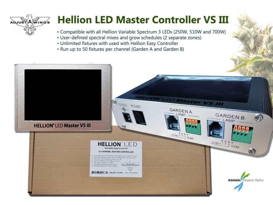 LED Grow Lights Controller