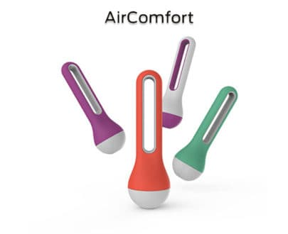 Air Comfort Hygrometer for Hydroponic Environment Control