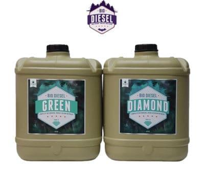Bio Diesel Green Diamond AB 20L - Adelaide Organic Hydro - Hydroponics