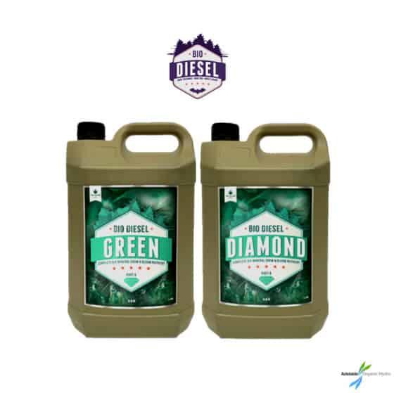 Bio Diesel Green Diamond AB 5L - Adelaide Organic Hydro - Hydroponics