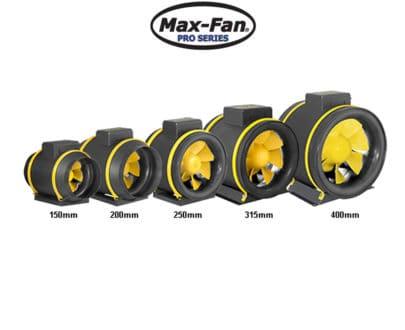 Can Fan Max-Fan Pro Series Hydroponics