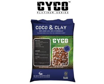 Cyco Coco and Clay Grow Medium Hydroponics