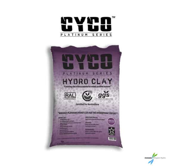 Cyco Platinum Series Hydro Clay 50L Grow Medium