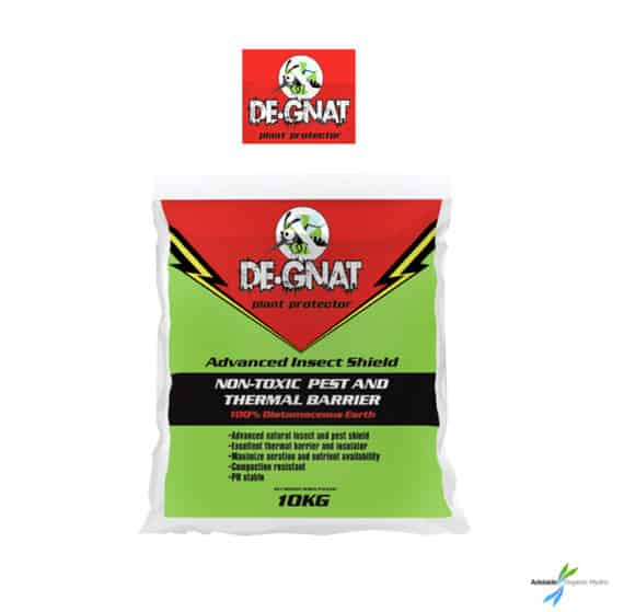 De-Gnat 10kg - Hydroponics - Adelaide Organic Hydro -Horticulture Nutrients - Pesticide - Scarid Fly - Fungus gnat