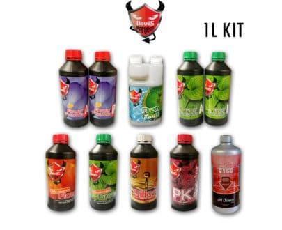 Devils Harvest 1L Nutrient Kit