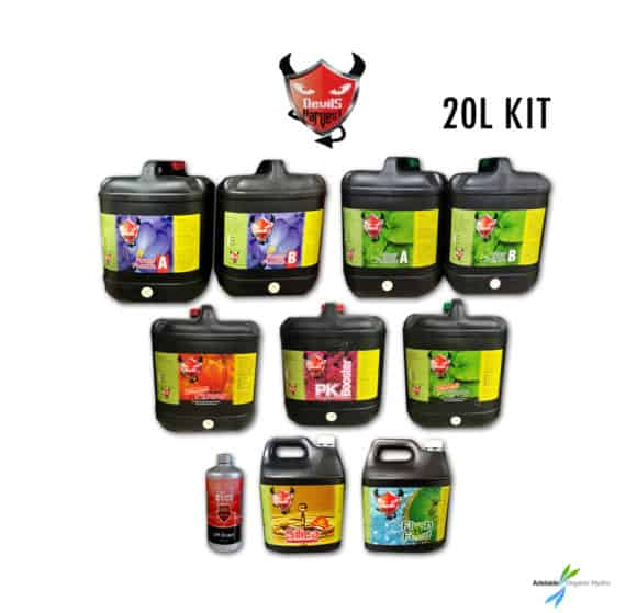 Devils Harvest 20L Nutrient Kit