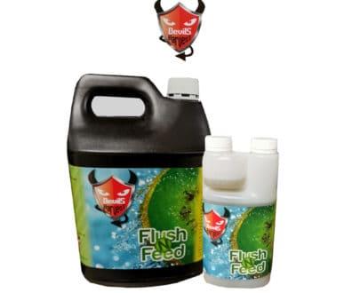 Devils Harvest Flush n Feed - Adelaide Organic Hydro - Hydroponics
