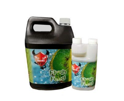 Devils Harvest Flush n Feed - Adelaide Organic Hydro - Hydroponics Nutrient