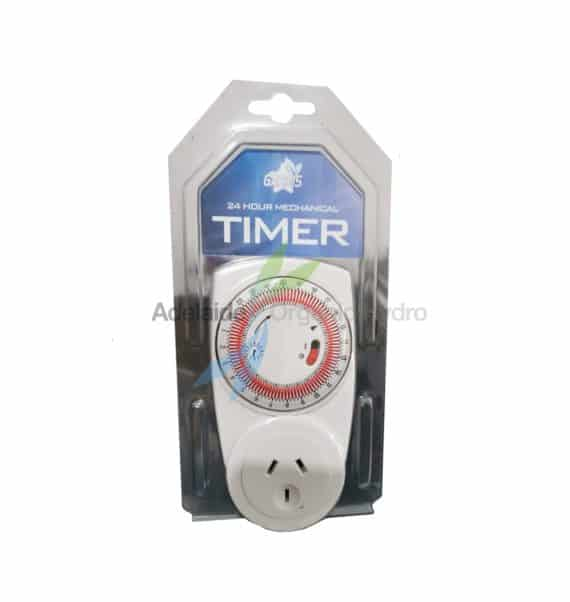 Hydroponic Grow Lights Timer