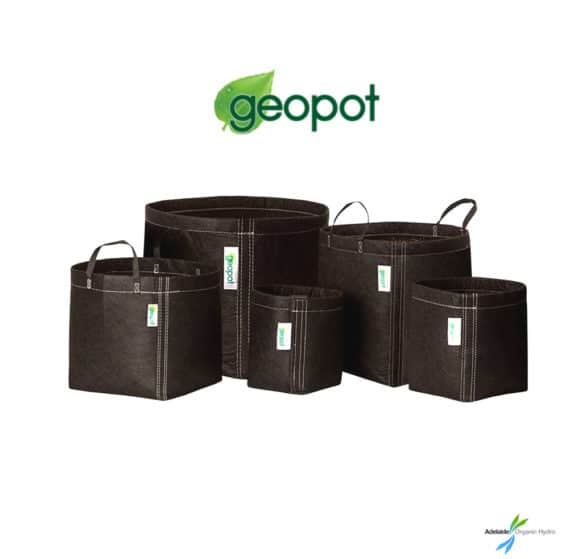 GeoPots for Growing Cannabis Hydroponics