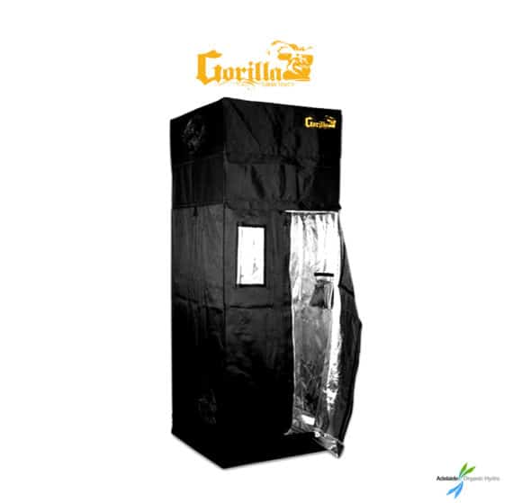 Gorilla Grow Tent 3x3 Hydroponics
