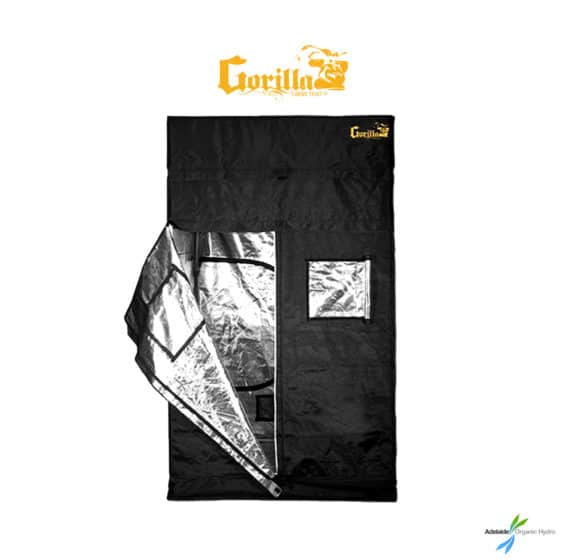 Gorilla Grow Tent 5×5 Hydroponics
