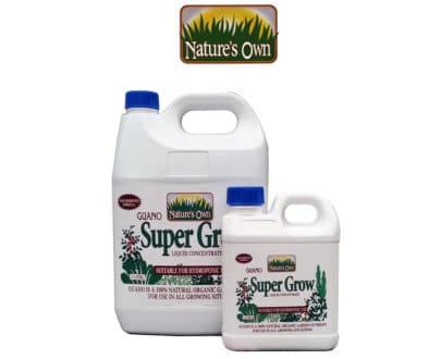 Guano SuperGrow Hydroponic Grow Nutrient