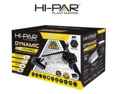 HI-PAR 315W DYNAMIC DE CONTROL KITGrow Lights Hydroponics Adelaide