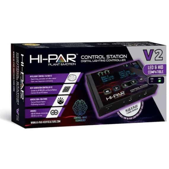 HI-PAR DIGITAL LIGHTING CONTROL STATION V2 3