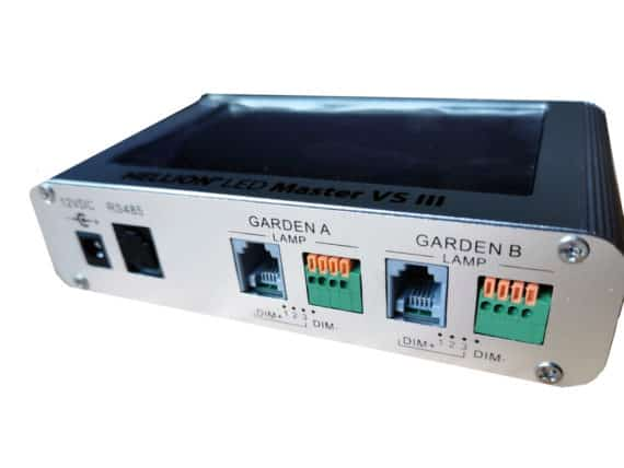 Hellion LED Master Controller Adelaide Organic Hydro Supplies
