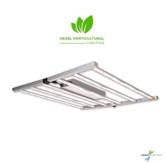 Hexel LED Grow Lights Hydroponics Supplies Australia