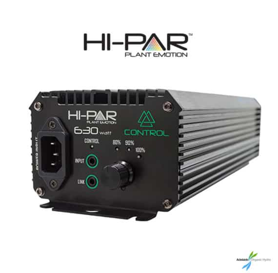 Hi-Par 630W CMH Control Ballast Hydroponic Grow Lights Australia