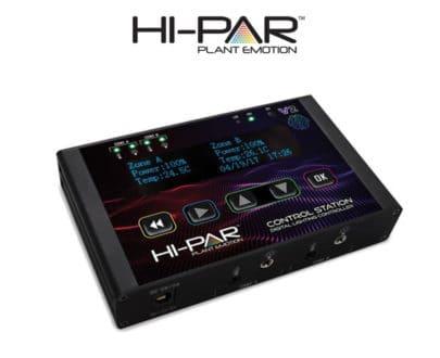 Hi-Par Digital Lighting Control Station V2 Hydroponic Grow Lights