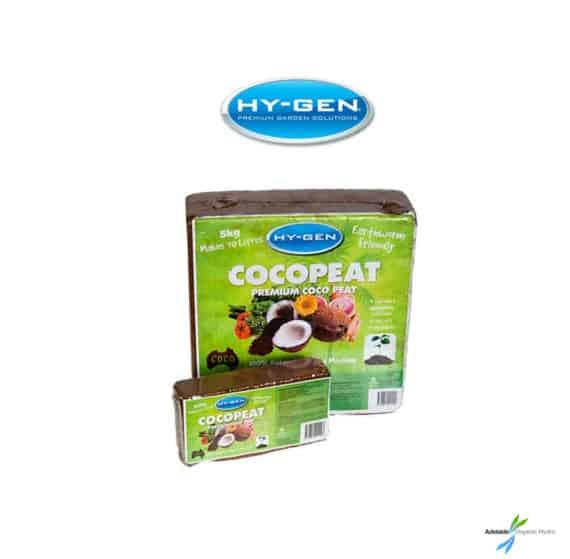 Hygen Coco Peat Hydroponic Premium Coco for Hydroponic Cannabis