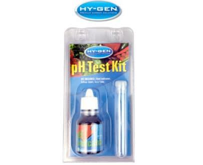 Hygen PH Test Kit Hydroponics
