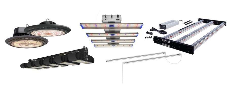 LED Range Hydro Grow Lights