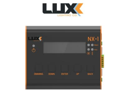 LUX-NX-1_01 Controller Hydro Grow Lights Adelaide