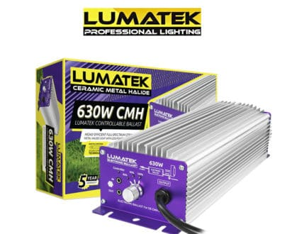 Lumatek 630W CMH Controllable Ballast Hydroponics Grow Lights Adelaide