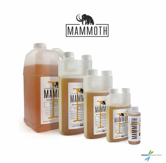 Mammoth-P-Range - Organic Nutrient - Hydroponics - Hydroshop - Adelaide Organic Hydro