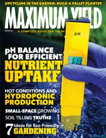 Maximum Yield Cannabis Magazine