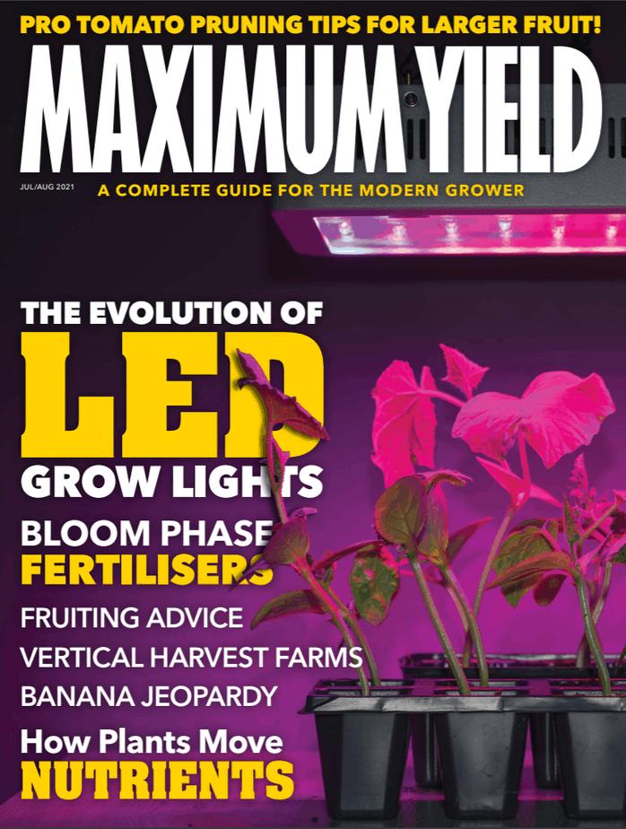 Cannabis Maximum Yield Magazine Jul-Aug