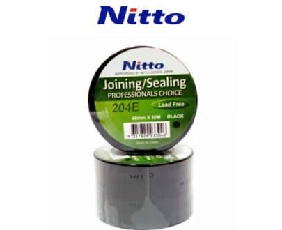 Nitto Joining Sealing 204E Black Tape Lead Free Hydroponic Supplies Australia