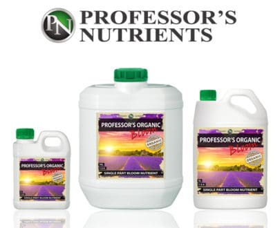 Organic Bloom by Professor's Nutrients