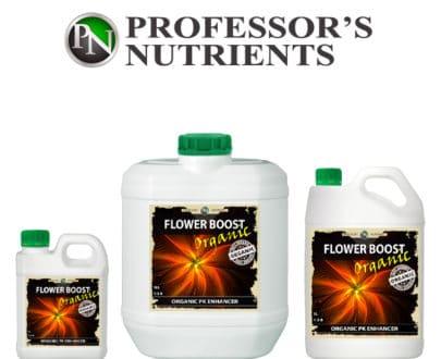 Organic Flower Boost by Professor's Nutrients