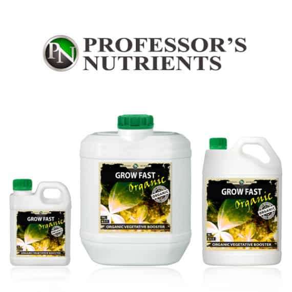 Organic Grow Fast by Professor's Nutrients