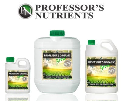 Organic Grow by Professor's Nutrients