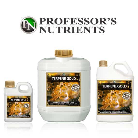 Terpene Gold Organic by Professor's Nutrients