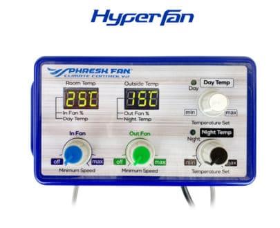 PHRESH HYPERFAN V2 CLIMATE CONTROL