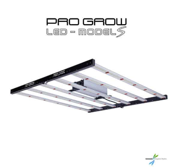 Pro Grow 630w Grow Lights LED 6 Bars Hydroponics Adelaide