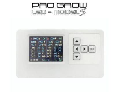 Pro Grow LED 630W 680W Controller Hydroponic Grow Lights Australia