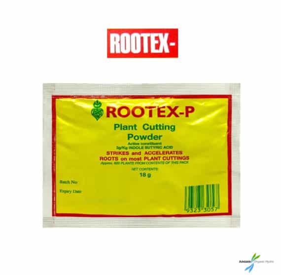 Rootex Plant Cutting Powder Cloning Hydroponics