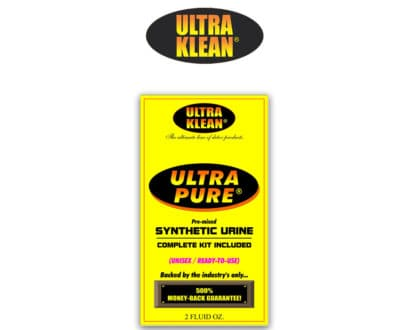 Ultra Pure Synthetic Urine Test Detox