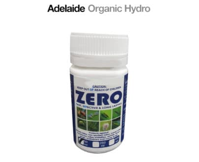 Zero Pesticide 50ml - Broad mites - Two spotted mites - Russet mites - Cyclamen mites - Whiteflies - Aphids - Thrips - Gnats - Leafminer - Meaty bugs - Hydroponics